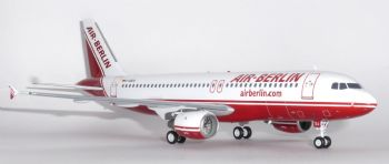 Airbus A320 Air Berlin Inflight 200 Diecast Collectors Model Scale 1:200 IF320AB002 E
